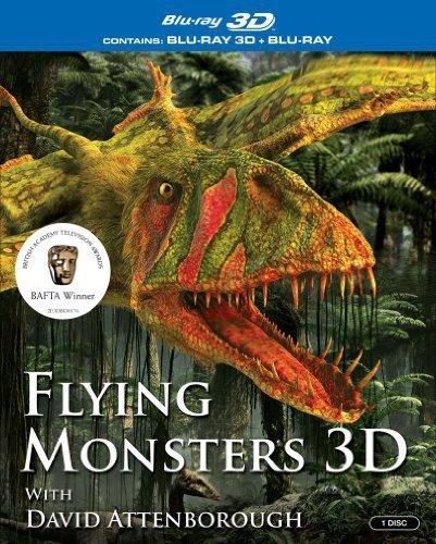 Flying Monsters (Blu-ray 3D + Blu-ray)