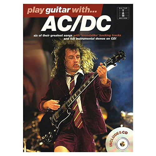 Play Guitar With... AC/DC By Music Sales Corporation