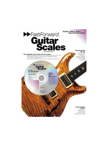 Fast Forward: Guitar Scales By Rikky Rooksby