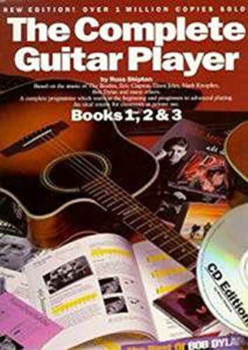 The Complete Guitar Player - Books 1, 2 & 3 (New Edition) By Russ Shipton
