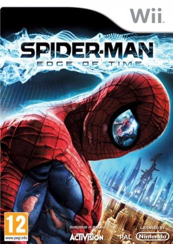 Spider Man - Edge of Time SAS (Wii)