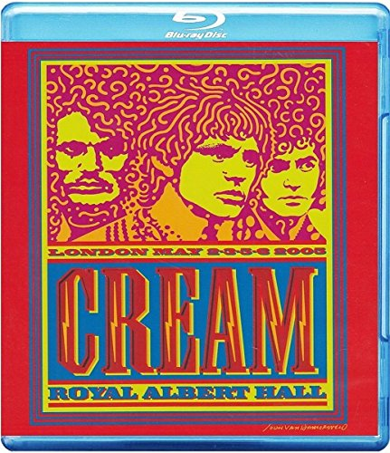 Cream: Royal Albert Hall London 05