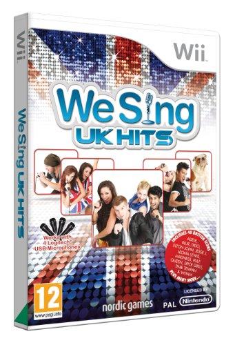 We Sing - UK Hits (Nintendo Wii)