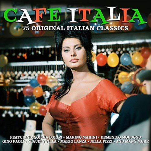 Various Artists - Cafe Italia By Various Artists