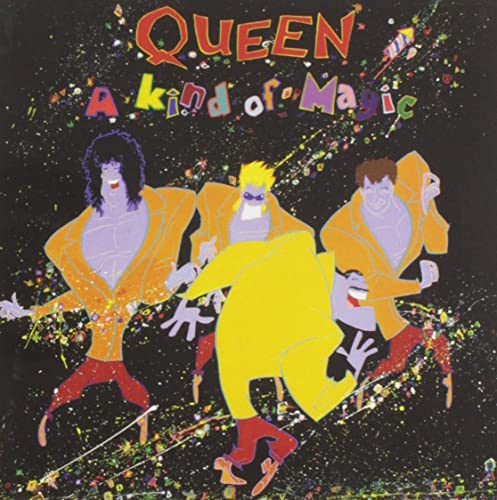 Queen - A Kind Of Magic By Queen