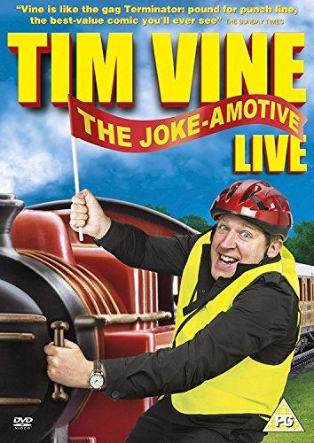 Tim Vine: Jokeamotive