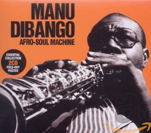 Manu Dibango - Afro-Soul Machine By Manu Dibango