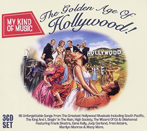 Various - The Golden Age of Hollywood By Various