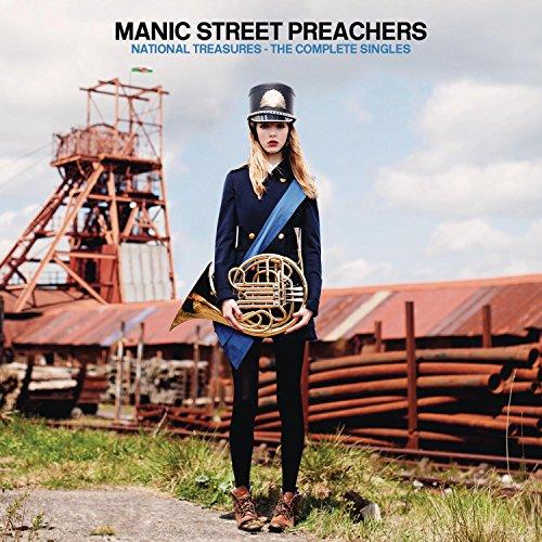 Manic Street Preachers - National Treasures: The Complete Singles By Manic Street Preachers