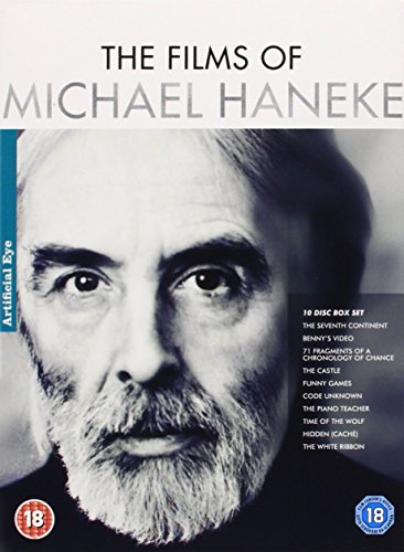 The Films of Michael Haneke (10 discs)
