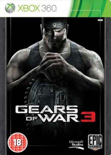 Gears of War 3 - Steelbook Edition (Xbox 360)