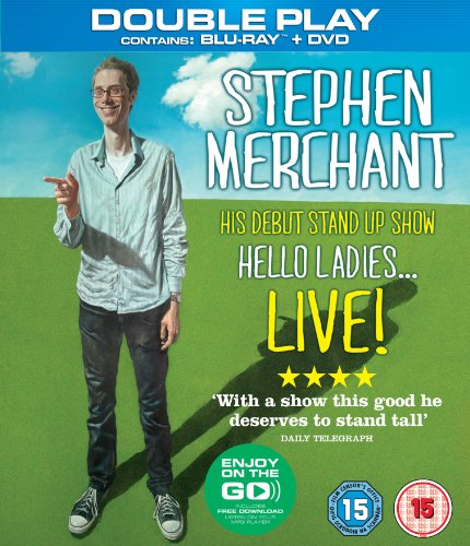Stephen Merchant: Hello Ladies - Live 2011