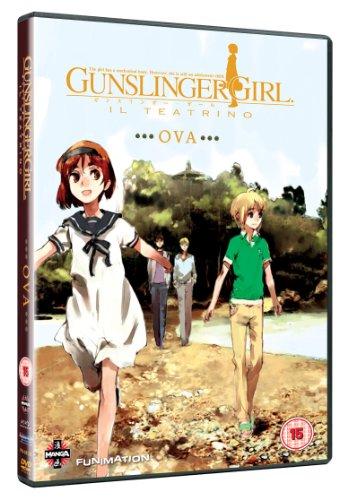 Gunslinger-Girl-II-Teatrino-OVA-DVD-CD-YYVG-FREE-Shipping