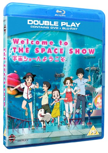 Welcome To The Space Show Double Play (Blu-Ray)