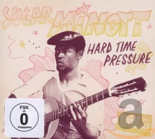 Sugar Minott - Reggae Anthology Hard Time Pressure By Sugar Minott