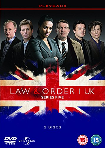 Law & Order: UK - Series 5