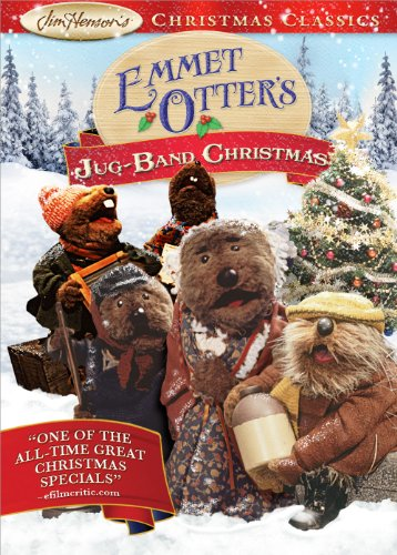 Emmet Otters Jug Band Christmas Book.Emmet Otter S Jug Band Christmas