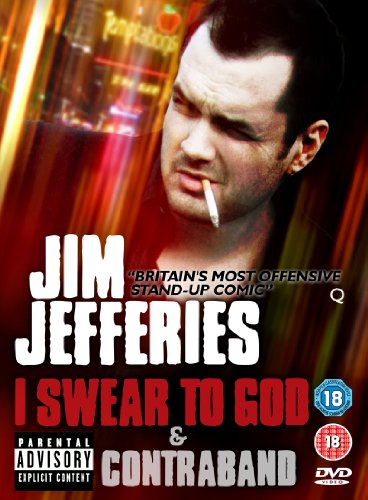 Jim Jefferies: I Swear to God/Contraband