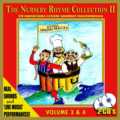 The Nursery Rhyme Collection 2 - 33 musicians create another Nursery Rhymes Masterpiece By The 'Singalongasong' Band