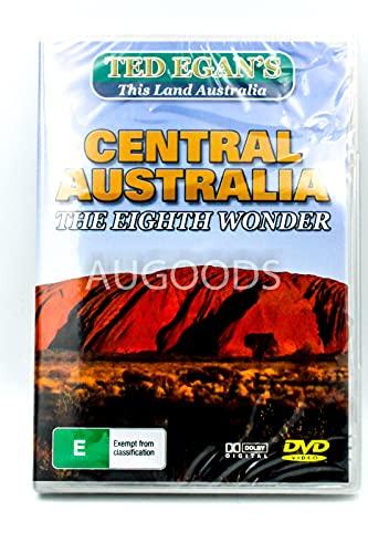 TED EGAN'S THIS LAND AUSTRALIA. CENTRAL AUSTRALIA THE EIGHTH WONDER. ALL REGION.