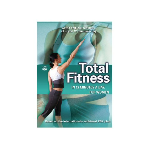 Total Fitness In 12 Minutes A Day For Women