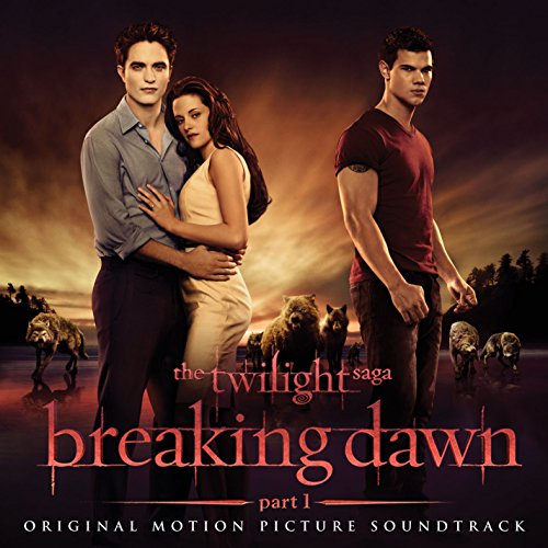 Various Artists - Twilight Saga: Breaking Dawn By Various Artists