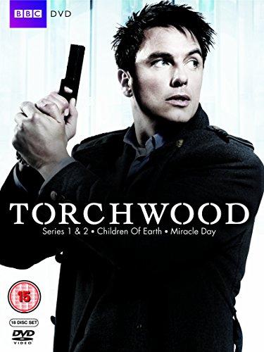 Torchwood - Series 1-4