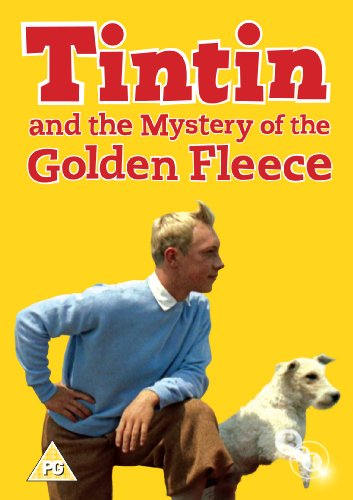 Tintin and the Mystery of the Golden Fleece