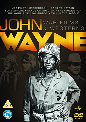 John Wayne War/Westerns Collection 2011