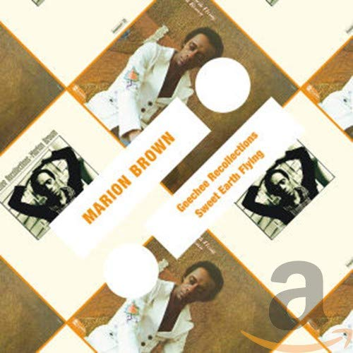 Marion Brown - Impulse 2-on-1: Geechee Recollections / Sweet Earth Flying By Marion Brown