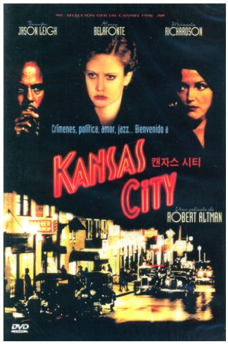 Kansas City (1996) Region 1,2,3,4,5,6 Compatible DVD. Starring Jennifer Jason Leigh, Miranda Richard