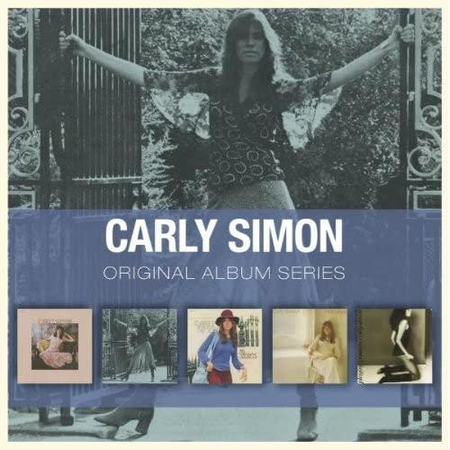 Carly Simon - Original Album Series By Carly Simon