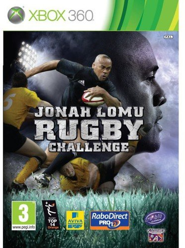 Xbox 360 - Jonah Lomu Rugby Challenge (Xbox 360)