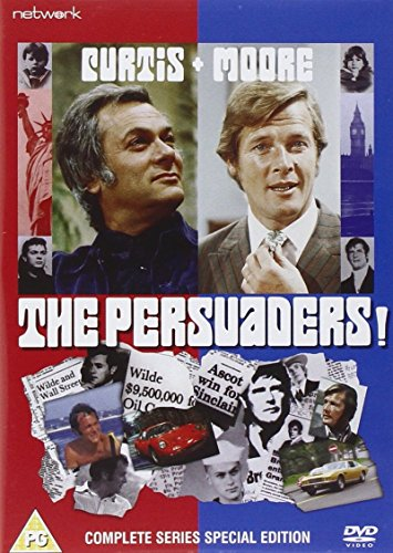 The Persuaders!: The Complete Series -  -  -