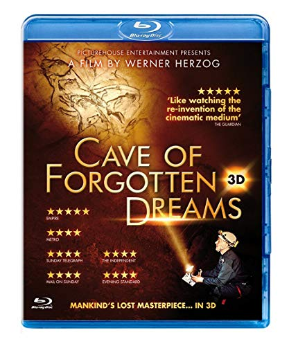 Cave Of Forgotten Dreams (Blu-ray 2D + 3D Blu-ray)
