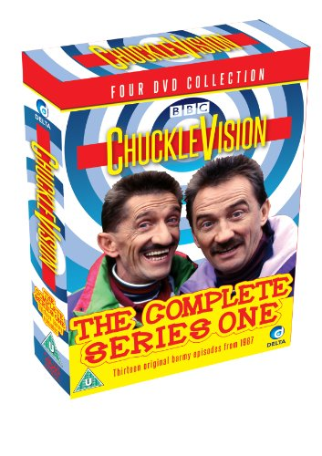 ChuckleVision: The Complete Series One