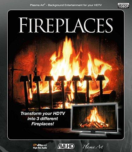 Plasma Art - Fireplaces