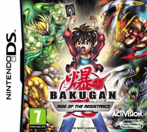 Bakugan: Rise of the Resistance (Nintendo DS)