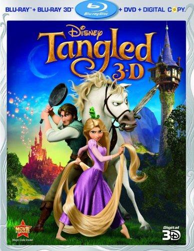 Tangled 3D BD Sony Bundle Deal