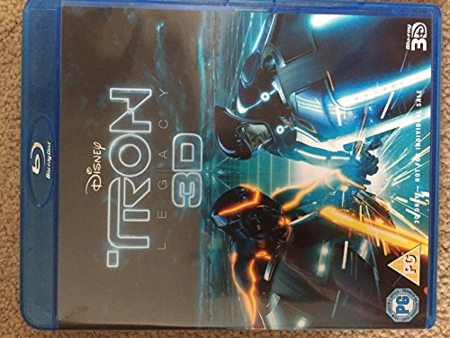 TRON 3D 1DISC - BUNDLE