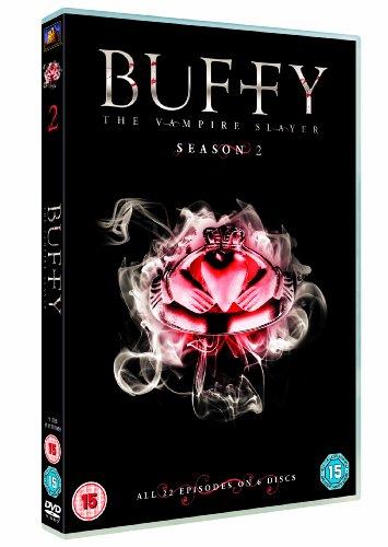 Buffy-the-Vampire-Slayer-Season-2-New-Packaging-DVD-CD-J8VG