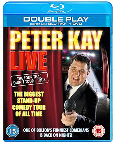 Peter Kay: Live - The Tour That Didn't Tour Tour