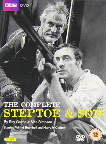 The Complete Steptoe & Son (repackaged)