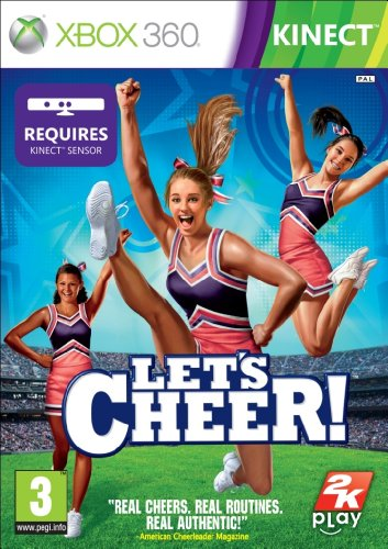 Let's Cheer (Kinect)