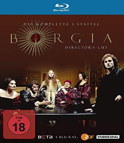 Borgia - Die komplette 1.Staffel
