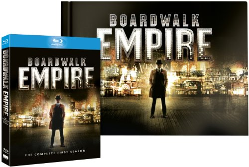Boardwalk Empire - Season 1 (HBO) Limited Edition with Photo Book