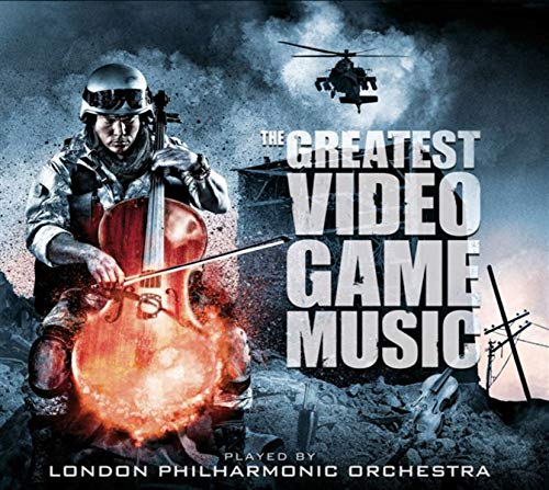 London Philharmonic Orchestra,Andrew Skeet - The Greatest Video Game Music