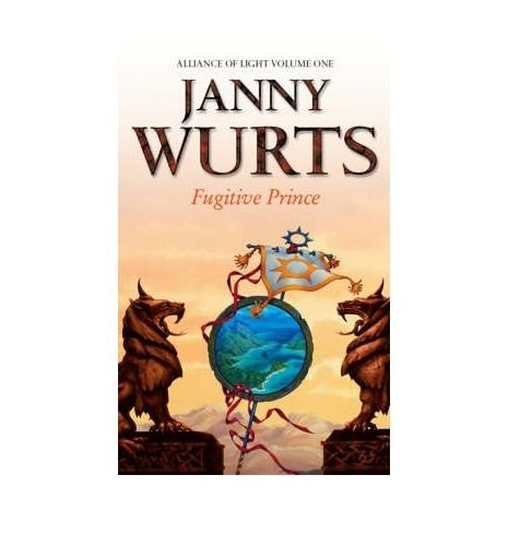 Fugitive Prince By Janny Wurts