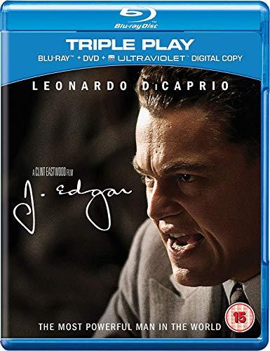 J. Edgar - Triple Play (Blu-ray + DVD + UV Copy)
