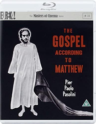The Gospel According to Matthew  (1964) (Masters of Cinema) [Dual Format